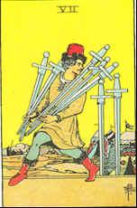 Sieben Schwerter