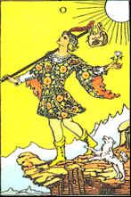 Tarot Karte Der Narr