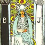 Die Hohepriesterin