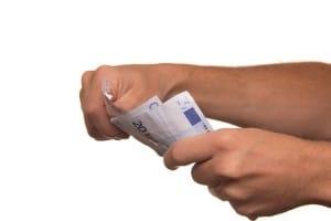 Bild Geldscheine