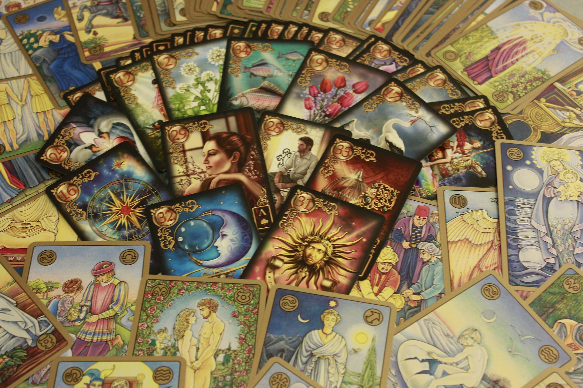 Tarotkarten Kostenlos Online