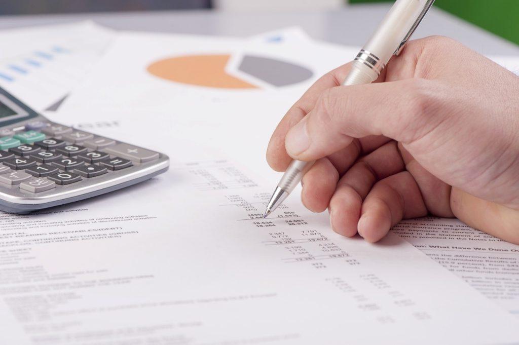 Die erste Steuererklärung