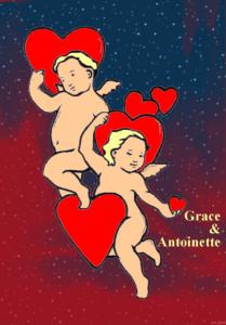 Grace und Antoinette