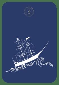 Lenormand das Schiff
