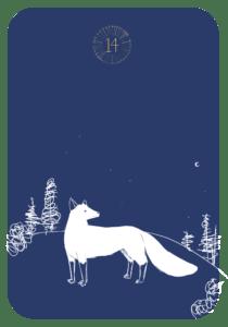 Lenormand der Fuchs