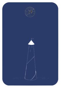 Lenormand der Turm