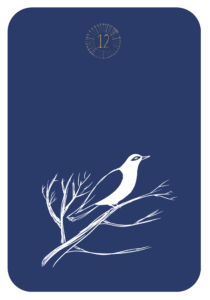 Lenormand der Vogel
