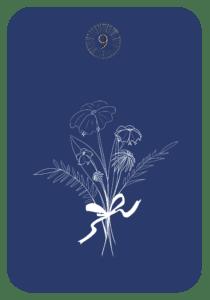 Lenormand die Blumen