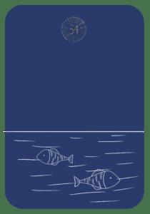 Lenormand die Fische