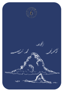 Lenormand die Wolken