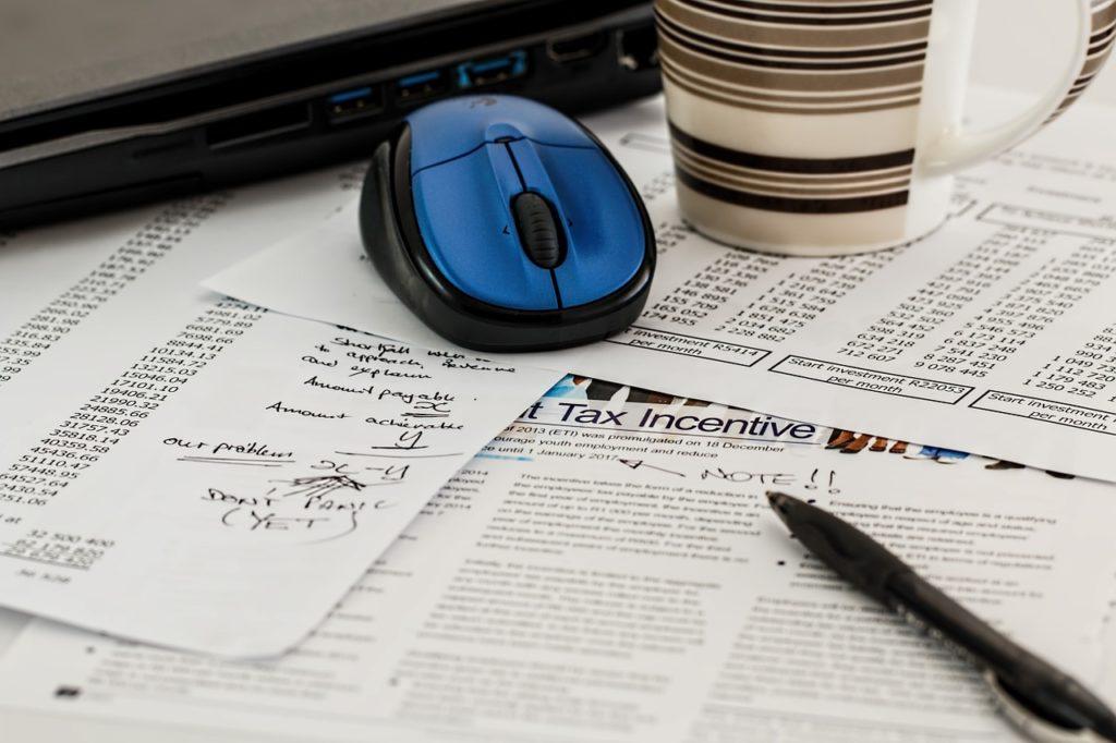 Buchaltung für kleine Firmen