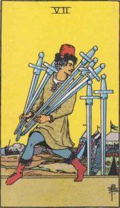 Sieben der Schwerter