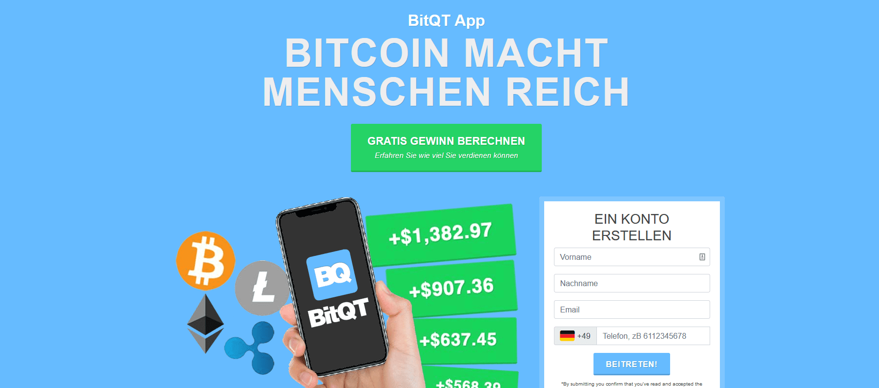 BitQT Review