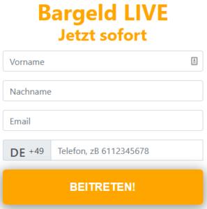 Bitcoin Code Anmeldung