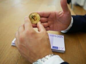 In Bitcoin investieren