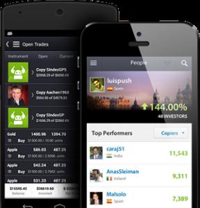 eToro-App