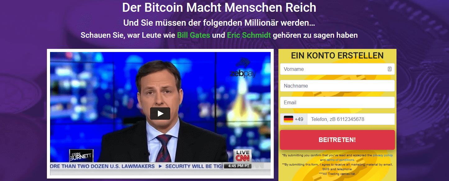 Bitcoin Gemini Test
