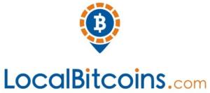Local Bitcoins Logo