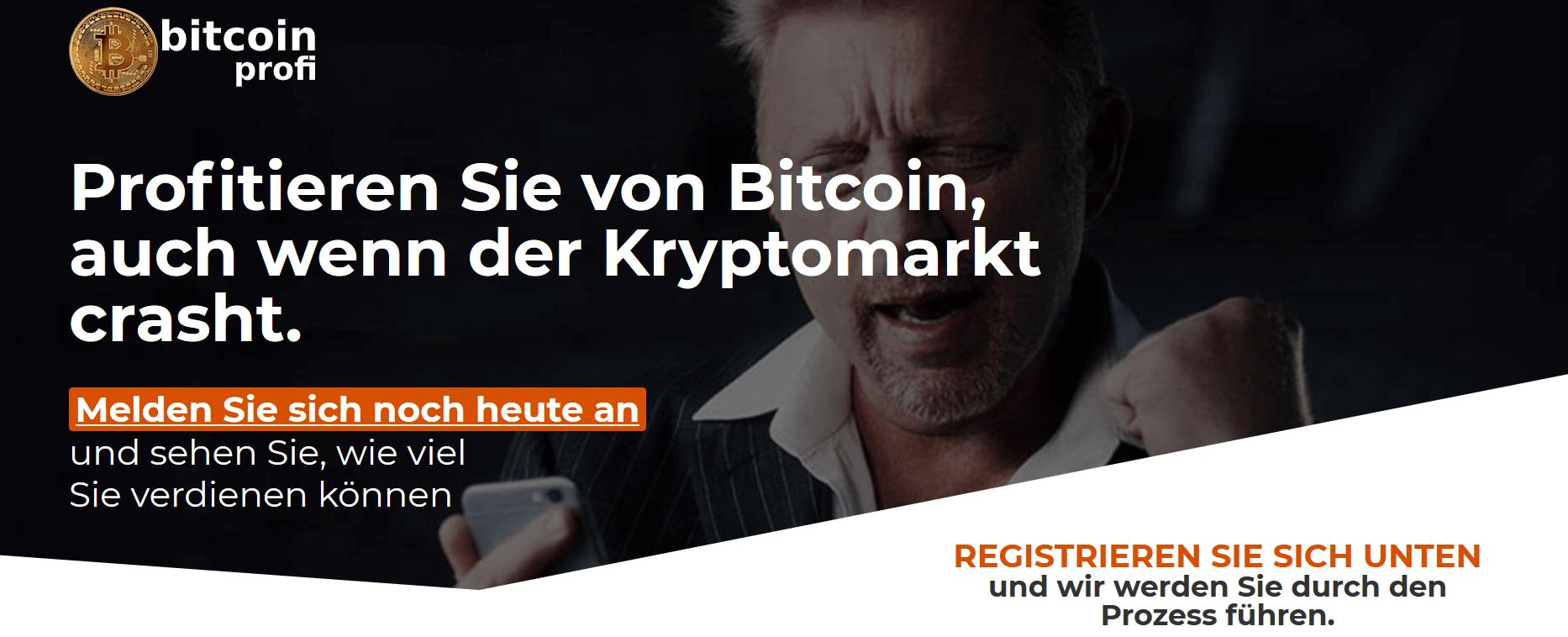 Bitcoin Profi Test
